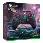 Manette sans fil Edition Limitée Sea of Thieves