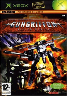 Gun Griffon Allied Strike (Version UK)